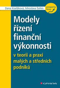 Obrázok Modely řízení finanční výkonnosti
