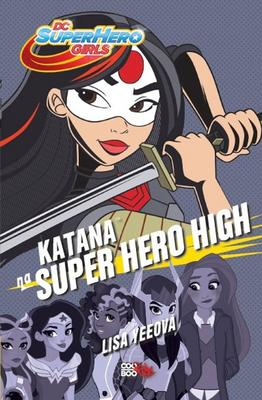 Obrázok Katana na Super Hero High