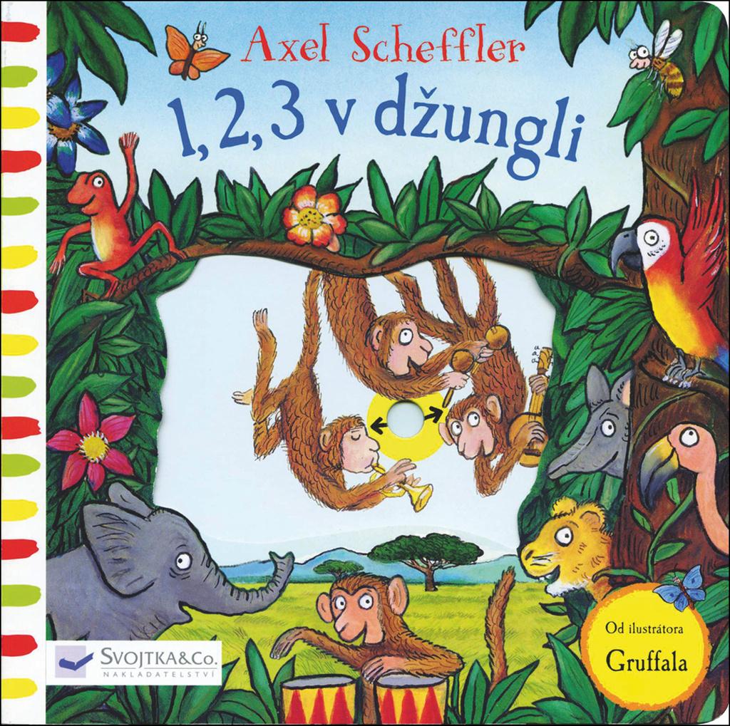 1,2,3 v džungli - Alex Scheffler