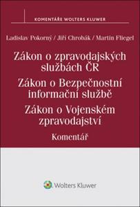 Obrázok Zákon o zpravodajských službách České republiky