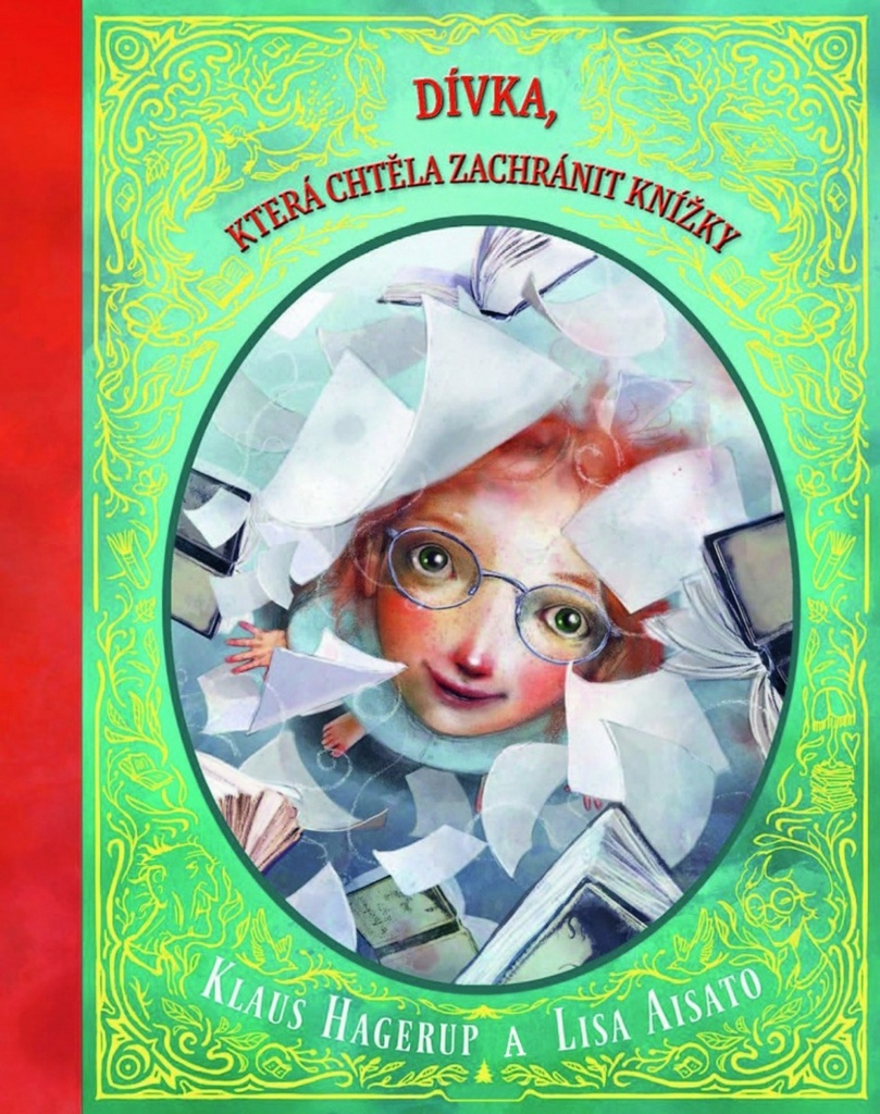 Dívka, která chtěla zachránit knížky - Kirsten Tibballs
