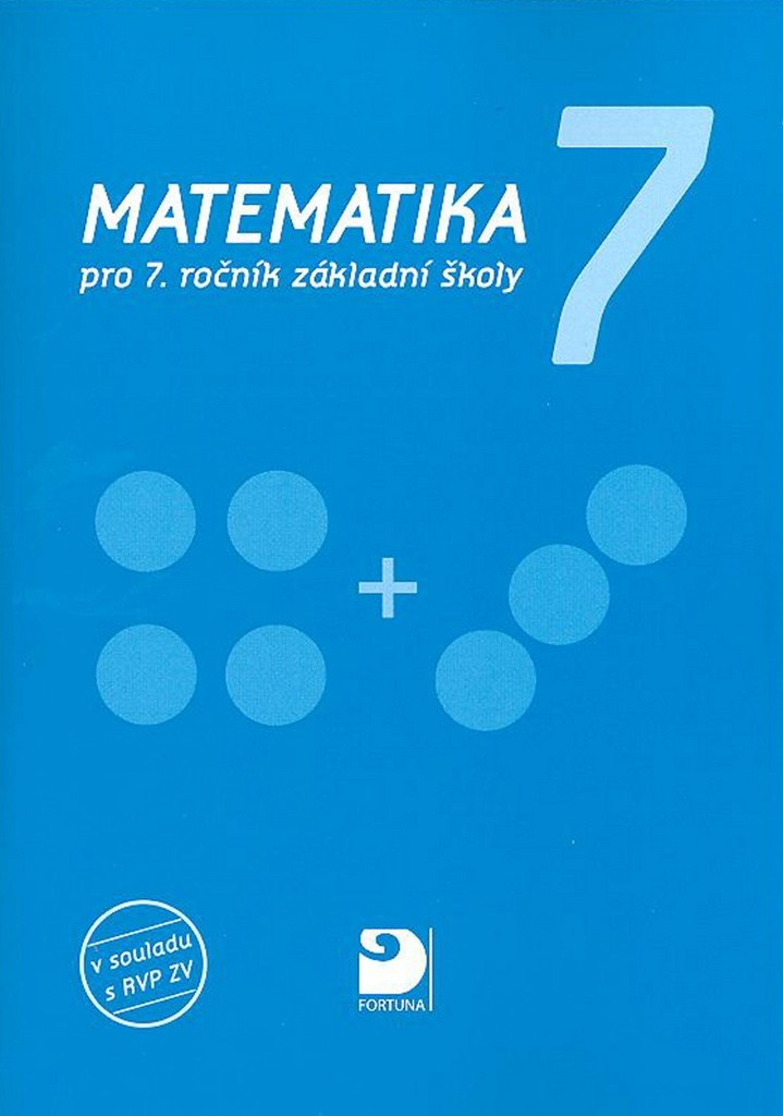 Matematika 7 - Jana Coufalová