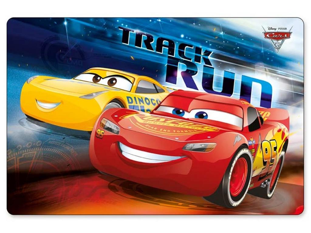 Podložka na stůl 60x40 cm Disney Cars