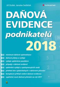 Obrázok Daňová evidence podnikatelů 2018