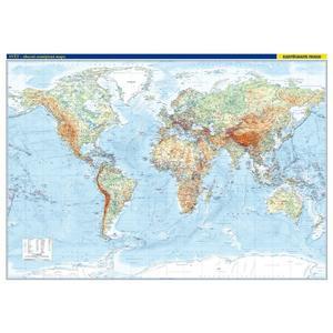 Obrázok Svět nástěnná obecně zeměpisná mapa