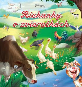 Obrázok Riekanky o zvieratkách