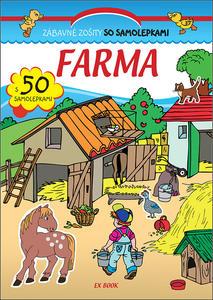 Obrázok Farma s 50 samolepkami