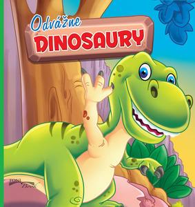 Obrázok Odvážne dinosaury