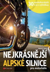 Obrázok Nejkrásnější alpské silnice pro motorkáře
