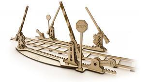 Obrázok Dřevěný mechanický model Koleje