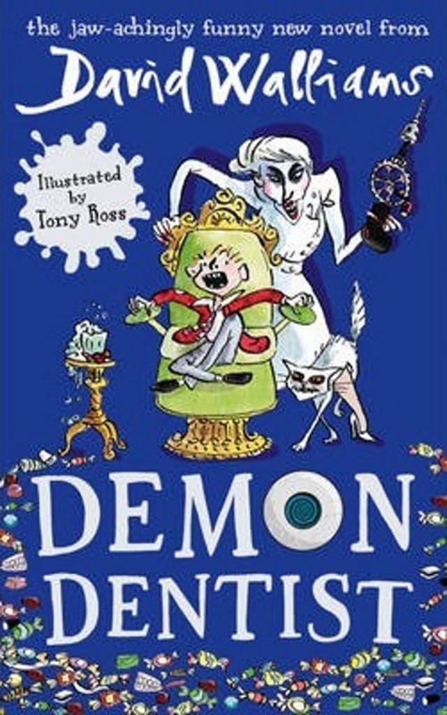Demon Dentist - David Walliams