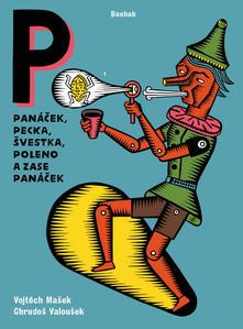 Obrázok Panáček, pecka, švestka, poleno a zase panáček