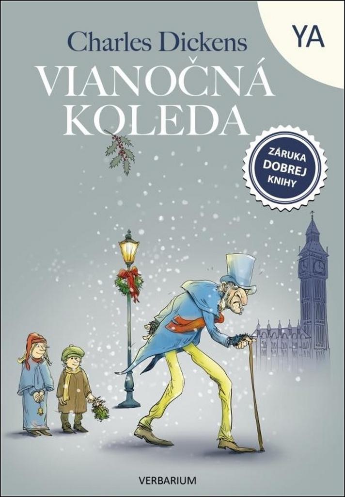 Vianočná koleda - Charles Dickens