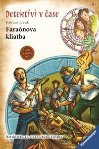 Obrázok Faraónova kliatba (Detektívi v čase 10. diel)