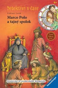 Obrázok Marco Polo a tajný spolok (Detektívi v čase 8. diel)