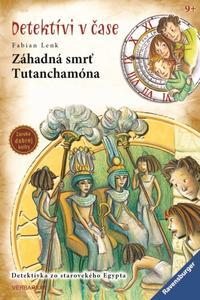 Obrázok Záhadná smrť Tutanchamóna (Detektívi v čase 9. diel)