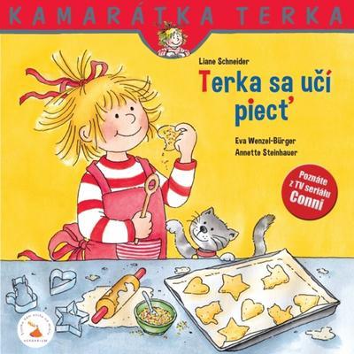 Obrázok Terka sa učí piecť