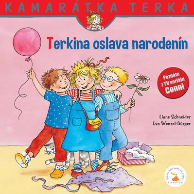 Obrázok Terkina oslava narodenín
