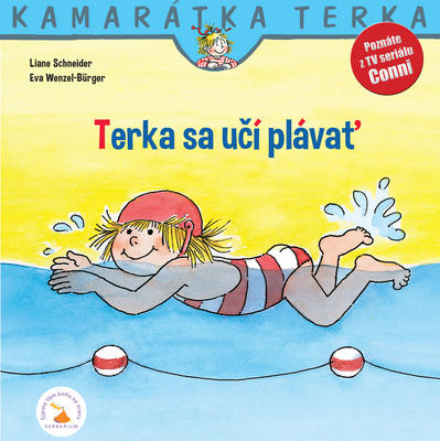 Obrázok Terka sa učí plávať