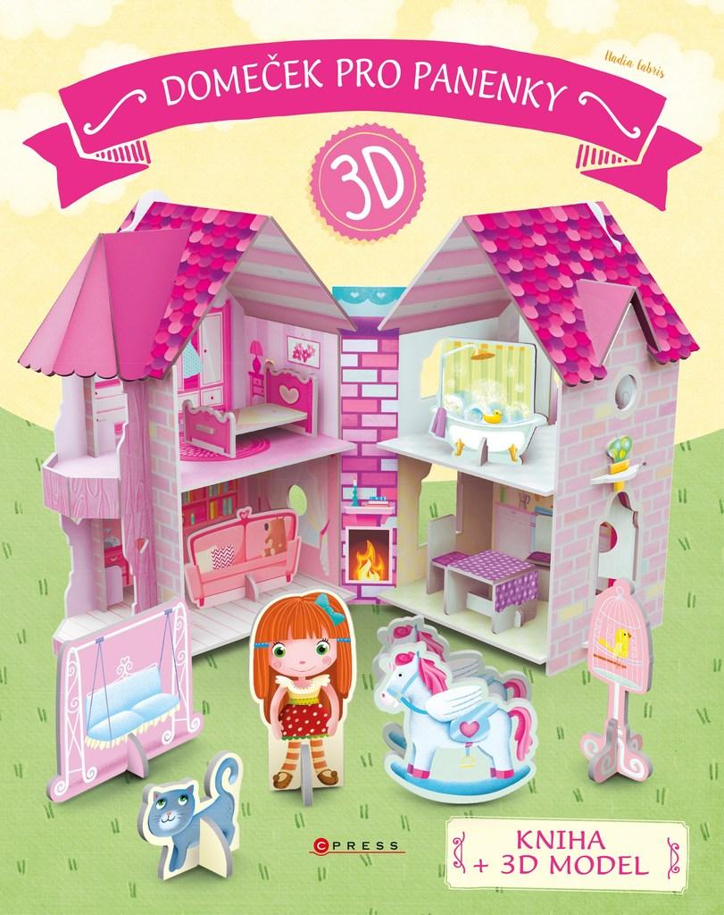 Domeček pro panenky - Nadia Fabris, Valentina Facci