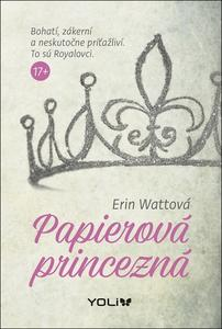 Obrázok Papierová princezná