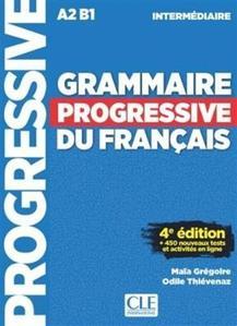 Obrázok Grammaire progressive du français Niveau Intermédiaire 3-e éd