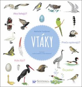 Obrázok Vtáky