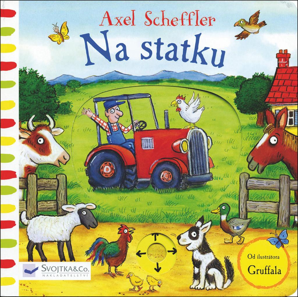 Na statku - Axel Scheffler