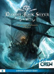 Obrázok Modrá CREW 6 Dlouhý John Silver 1+2