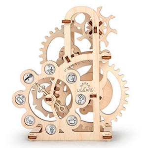 Obrázok Dřevěný mechanický model Dynamometr