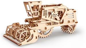 Obrázok Dřevěný mechanický model Kombajn