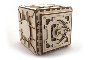 Obrázok Dřevěný mechanický model Trezor