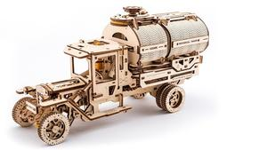 Obrázok Dřevěný mechanický model Tanker