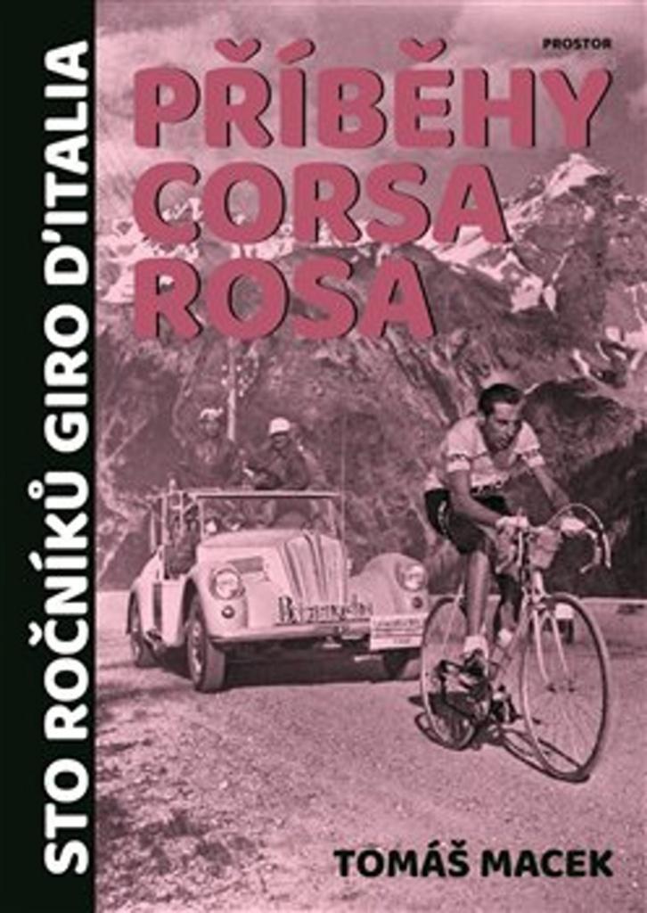 Příběhy Corsa rosa - Tomáš Macek