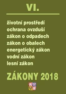 Obrázok Zákony 2018 VI.