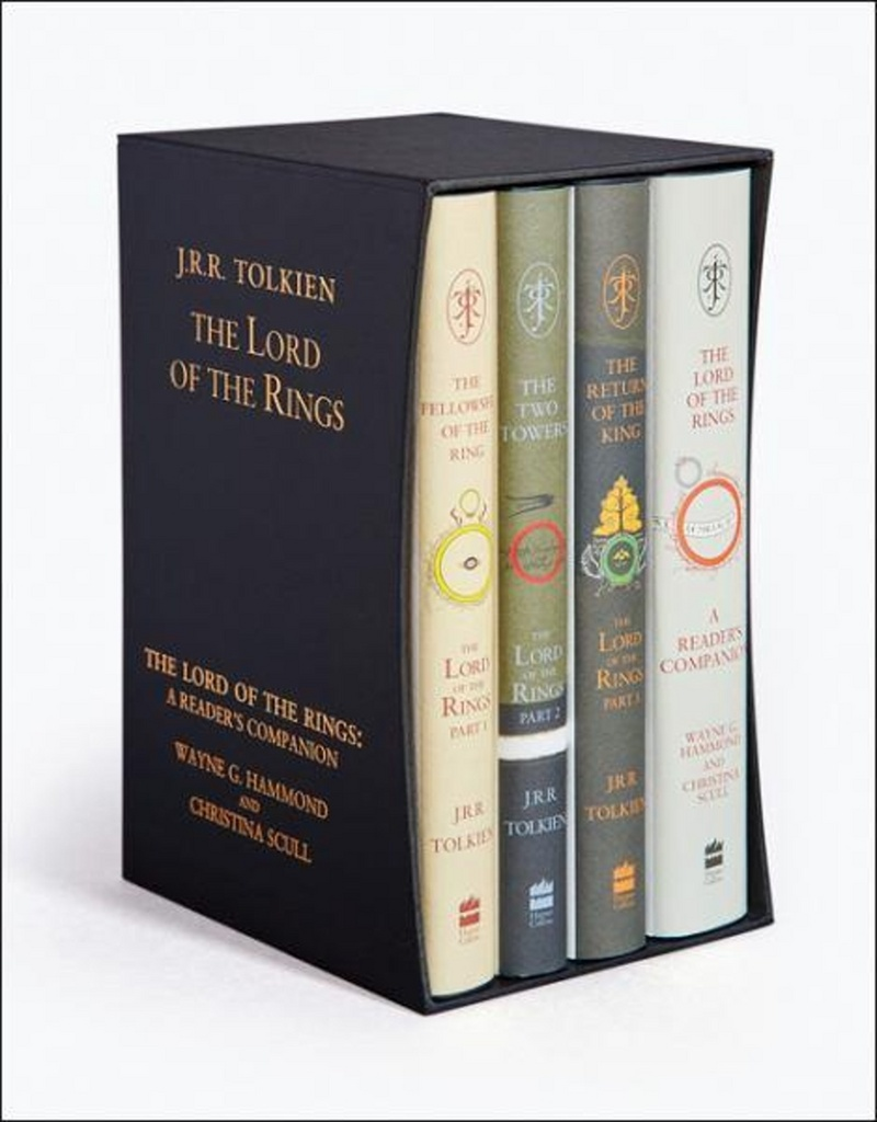 The Lord of the Rings Boxed Set - John Ronald Reuel Tolkien