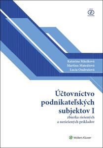 Obrázok Účtovníctvo podnikateľských subjektov I