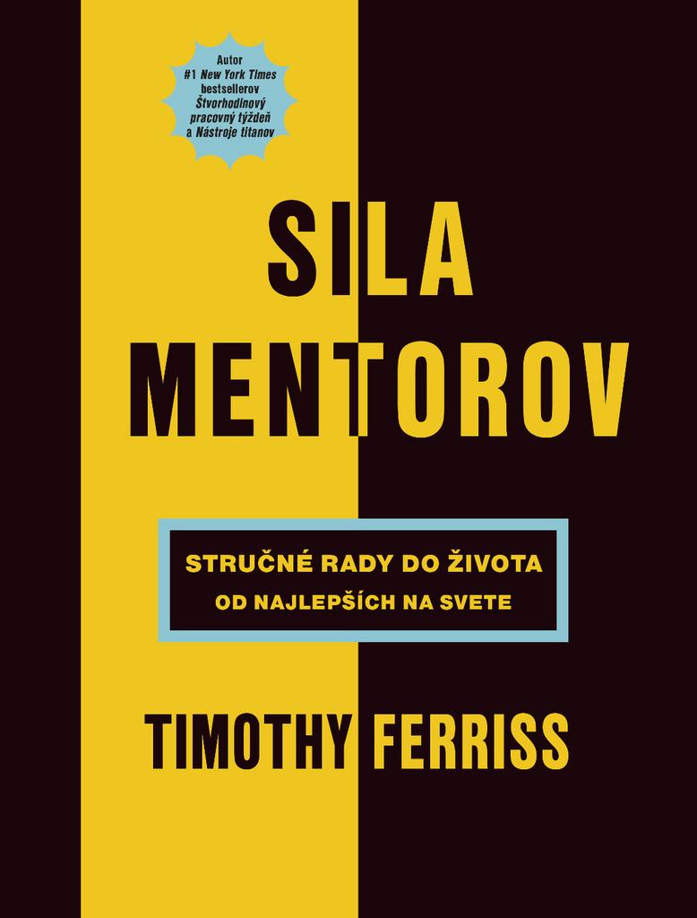 Sila mentorov - Timothy Ferriss