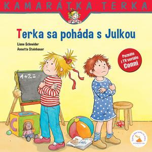 Obrázok Terka sa poháda s Julkou (Kamarátka Terka 19. diel)