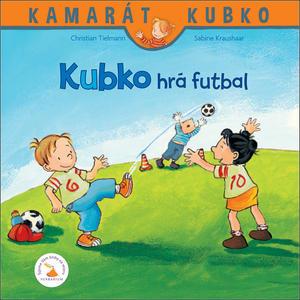 Obrázok Kubko hrá futbal (Kamarát Kubko 2. diel)