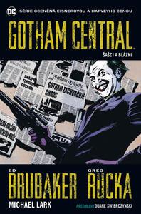 Obrázok Gotham Central 2 Šašci a blázni