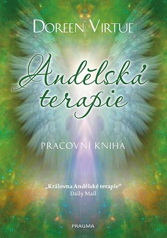 Andělská terapie pracovní kniha - Doreen Virtue
