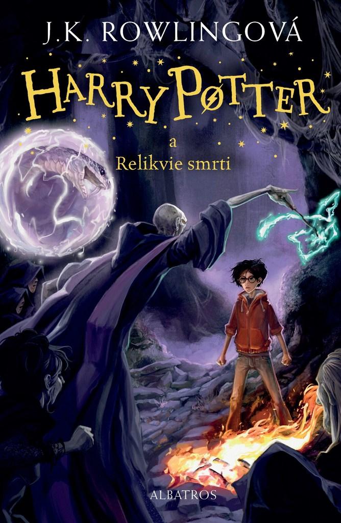 Harry Potter a relikvie smrti (7. díl) - Joanne K. Rowlingová