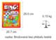 Obrázok Bing! Papoušek počtář