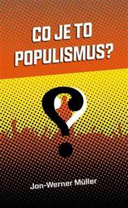 Obrázok Co je to populismus?