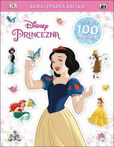 Obrázok Samolepková knížka Princezny