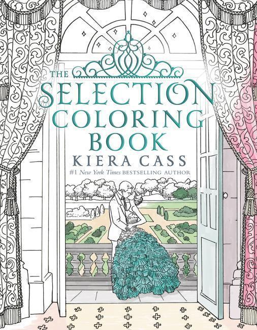 Physiology coloring book the sleviste the selection coloring book kiera cass fandeluxe Choice Image
