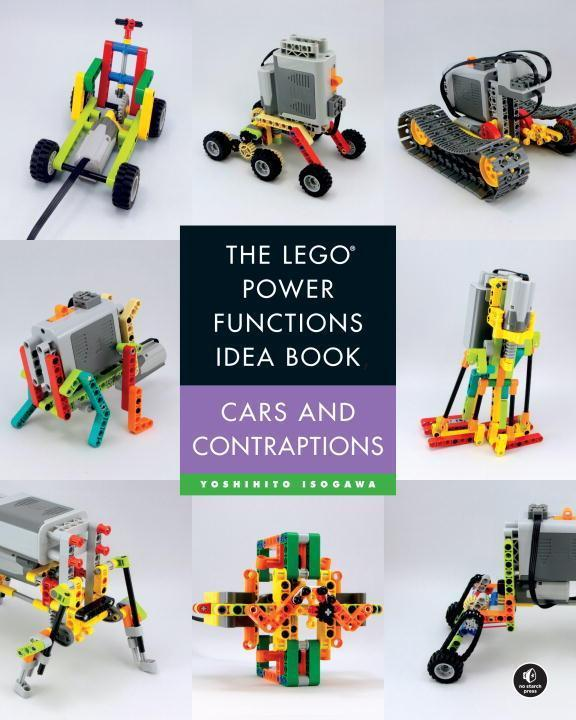 The LEGO® Power Functions Idea Book, Vol. 2 - Yoshihito Isogawa