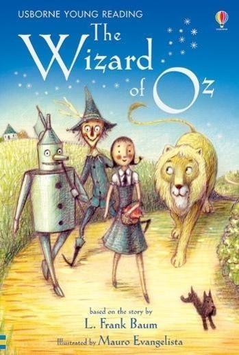 The Wizard of Oz. Book + CD - L. Frank Baum