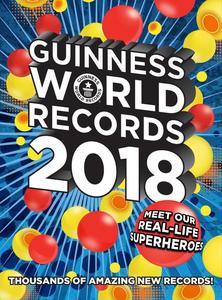 Obrázok Guinness World Records 2018